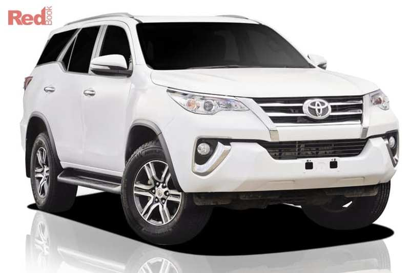 14 New 2019 Toyota Fortuner Configurations