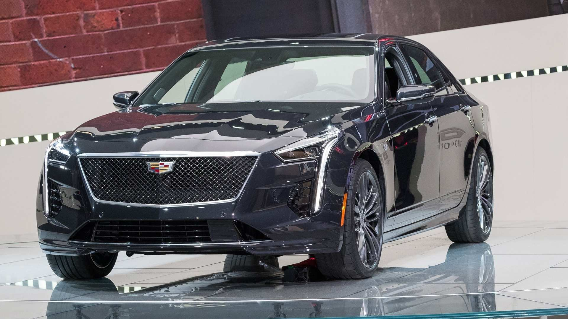 14 New 2020 Cadillac CT6 Overview