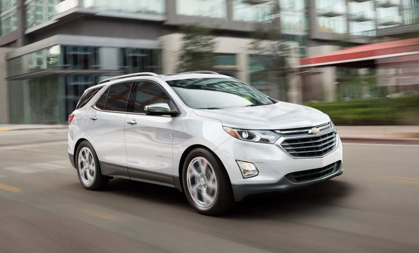 14 New 2020 Chevrolet Equinox Lt Specs
