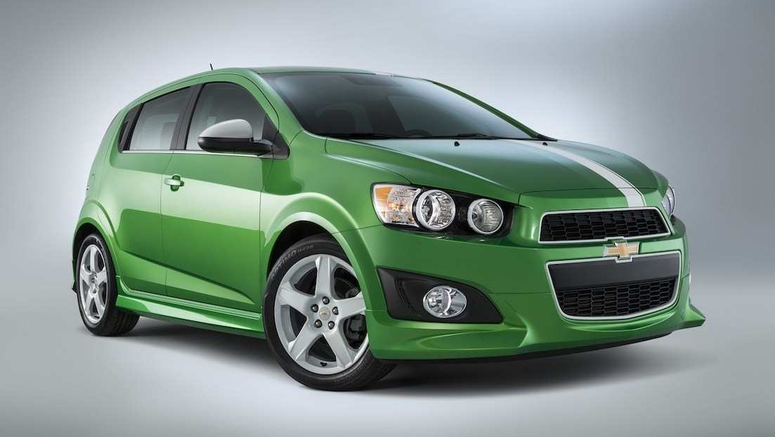 14 New 2020 Chevy Sonic Specs And Review