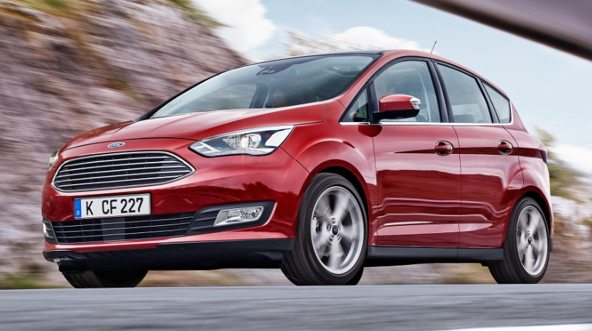14 New 2020 Ford C Max Review And Release Date