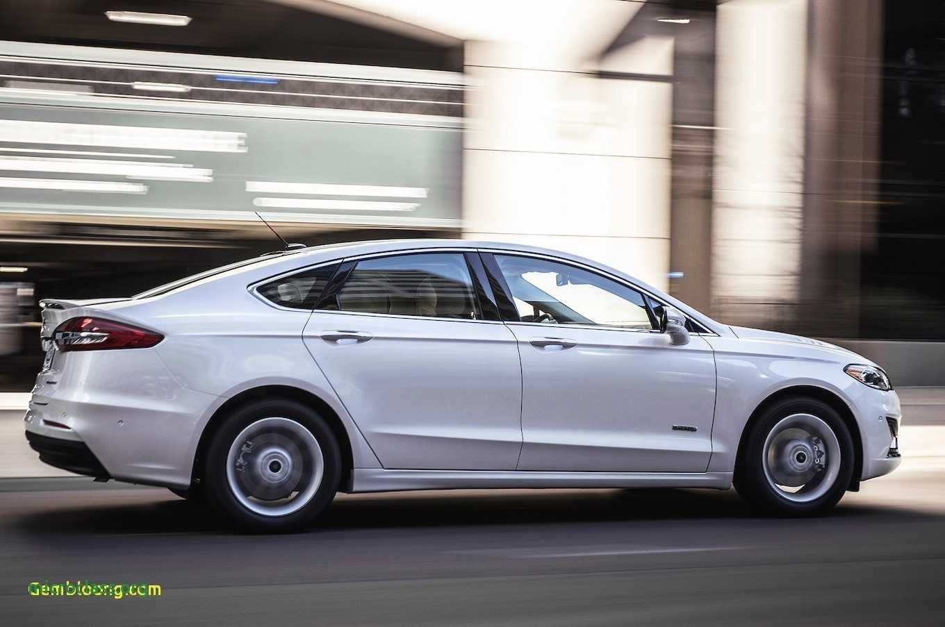 14 New 2020 Ford Fusion Redesign And Concept