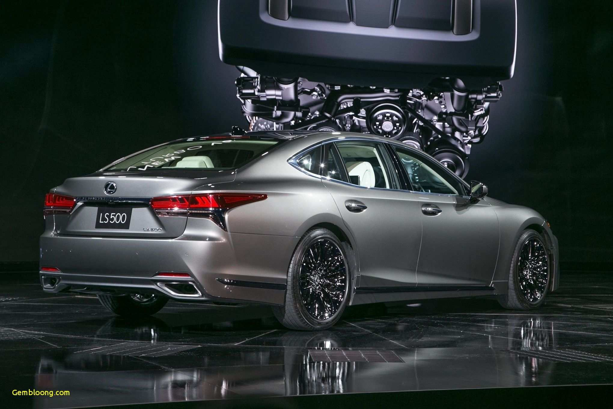 14 New 2020 Lexus Ls 460 First Drive