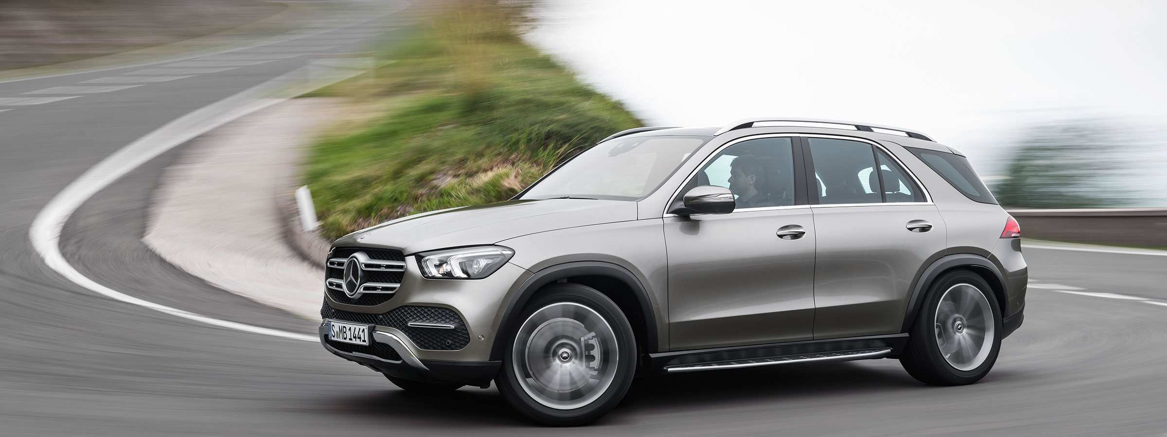 14 New 2020 Mercedes Gle Coupe Redesign And Concept