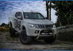 2020 Mitsubishi Triton Perfect Outdoor