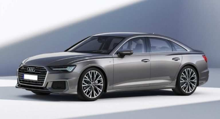 14 New 2020 The Audi A6 Price And Release Date