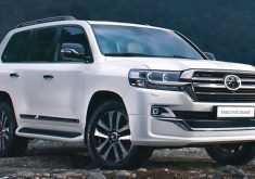 2020 Toyota Land Cruiser Usa
