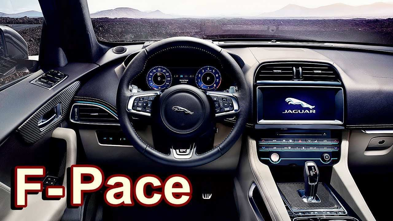 14 New Jaguar F Pace 2019 Interior Performance