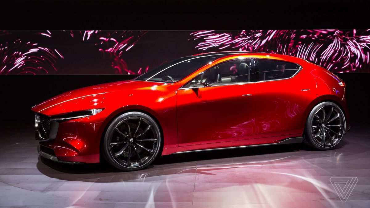 14 New Mazda Kai 2019 Overview