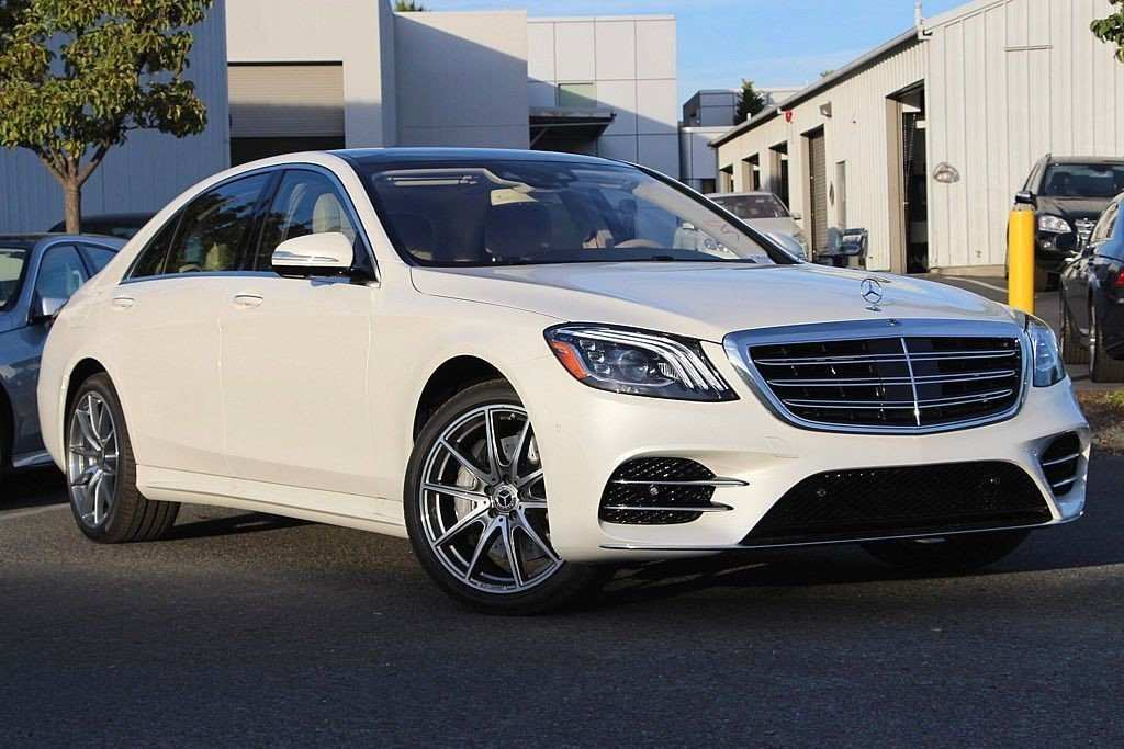 14 New Mercedes S Class 2019 Release Date And Concept