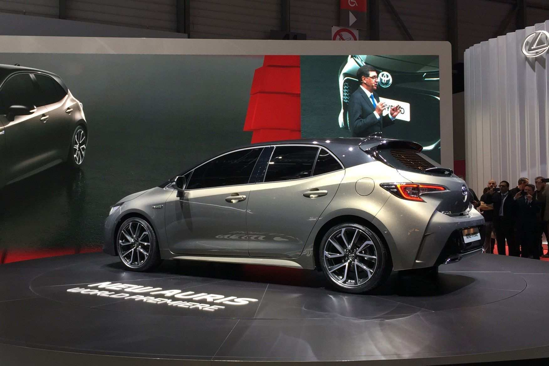 14 New Toyota Auris 2019 Release Date First Drive