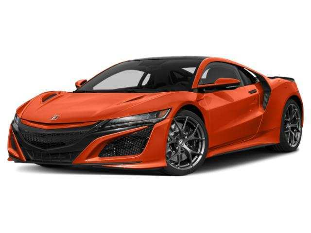 14 The 2019 Acura NSX Speed Test