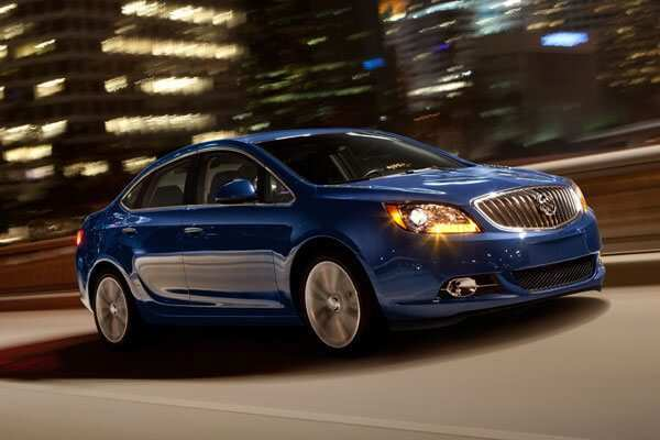 14 The 2019 All Buick Verano Photos