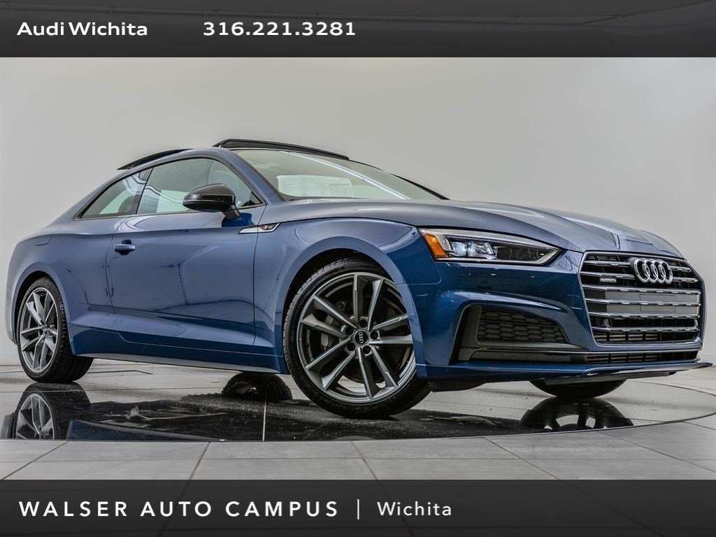 14 The 2019 Audi A5 Coupe First Drive