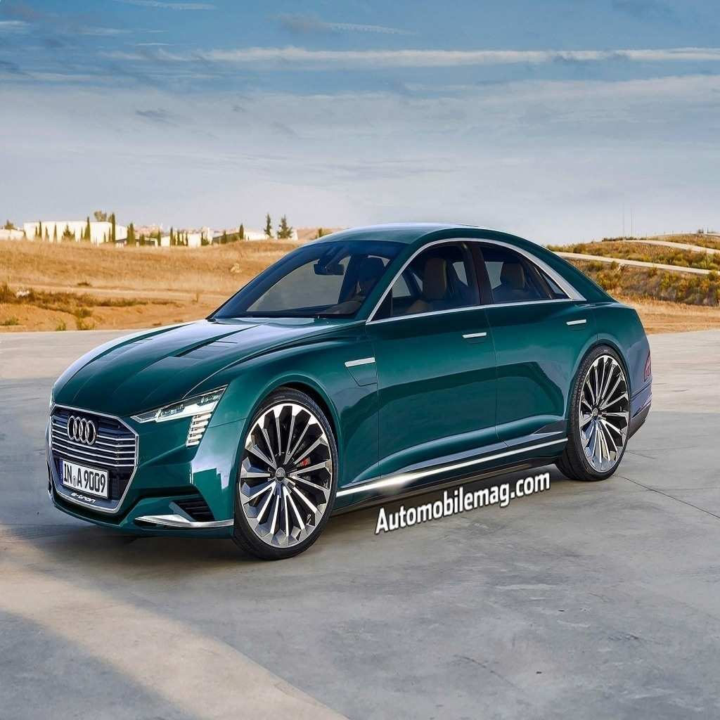 14 The 2019 Audi A9 Speed Test