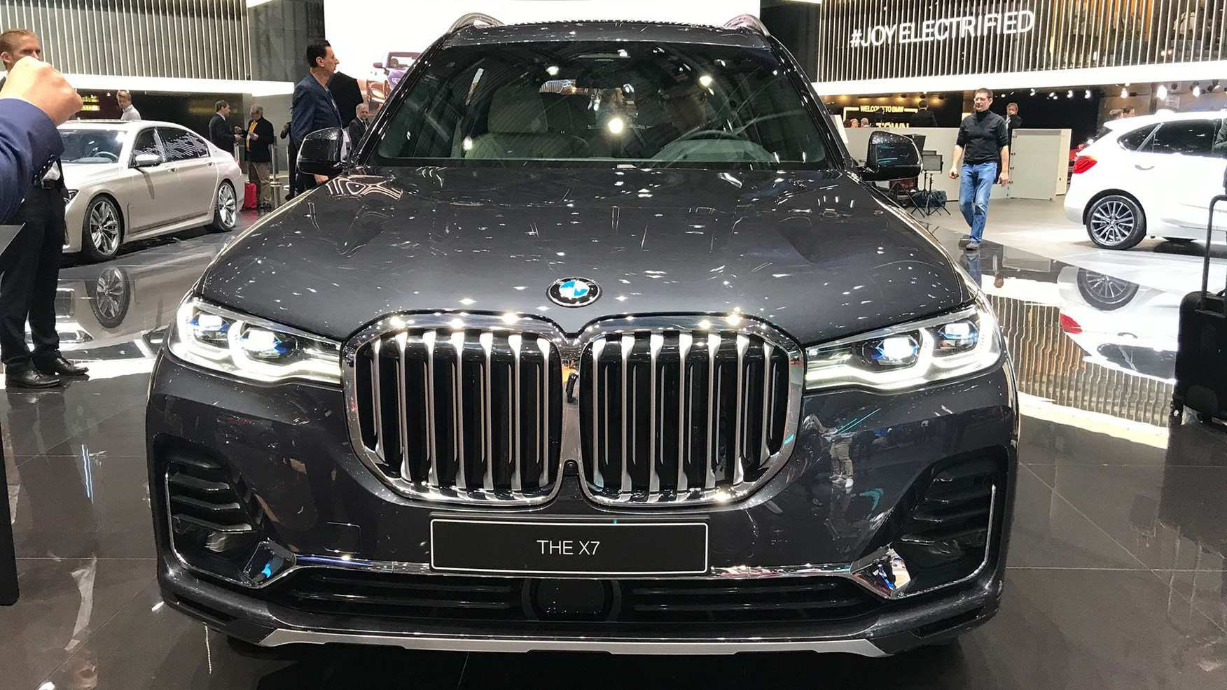 14 The 2019 BMW X7 Review