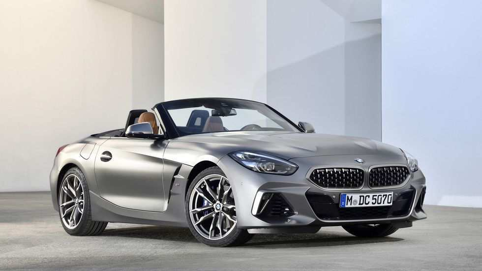 14 The 2019 BMW Z4 Redesign And Concept
