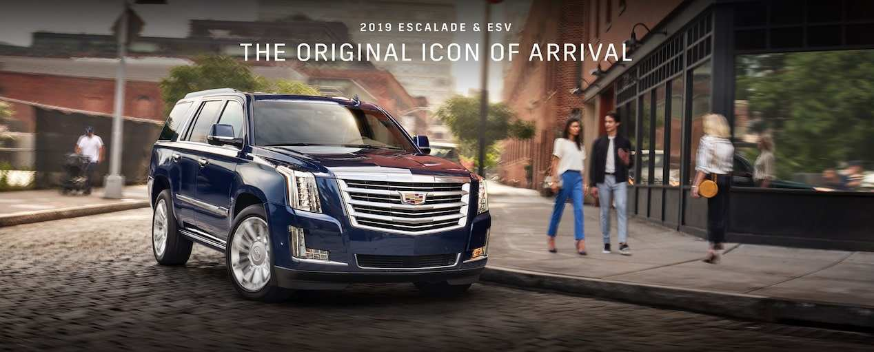 14 The 2019 Cadillac Escalade Luxury Suv Review And Release Date