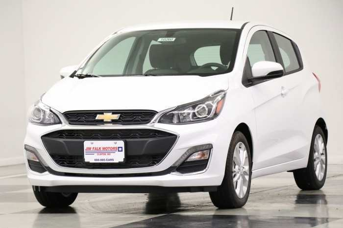 14 The 2019 Chevrolet Spark Research New