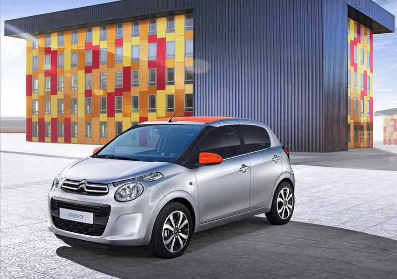 14 The 2019 Citroen C1 New Model And Performance