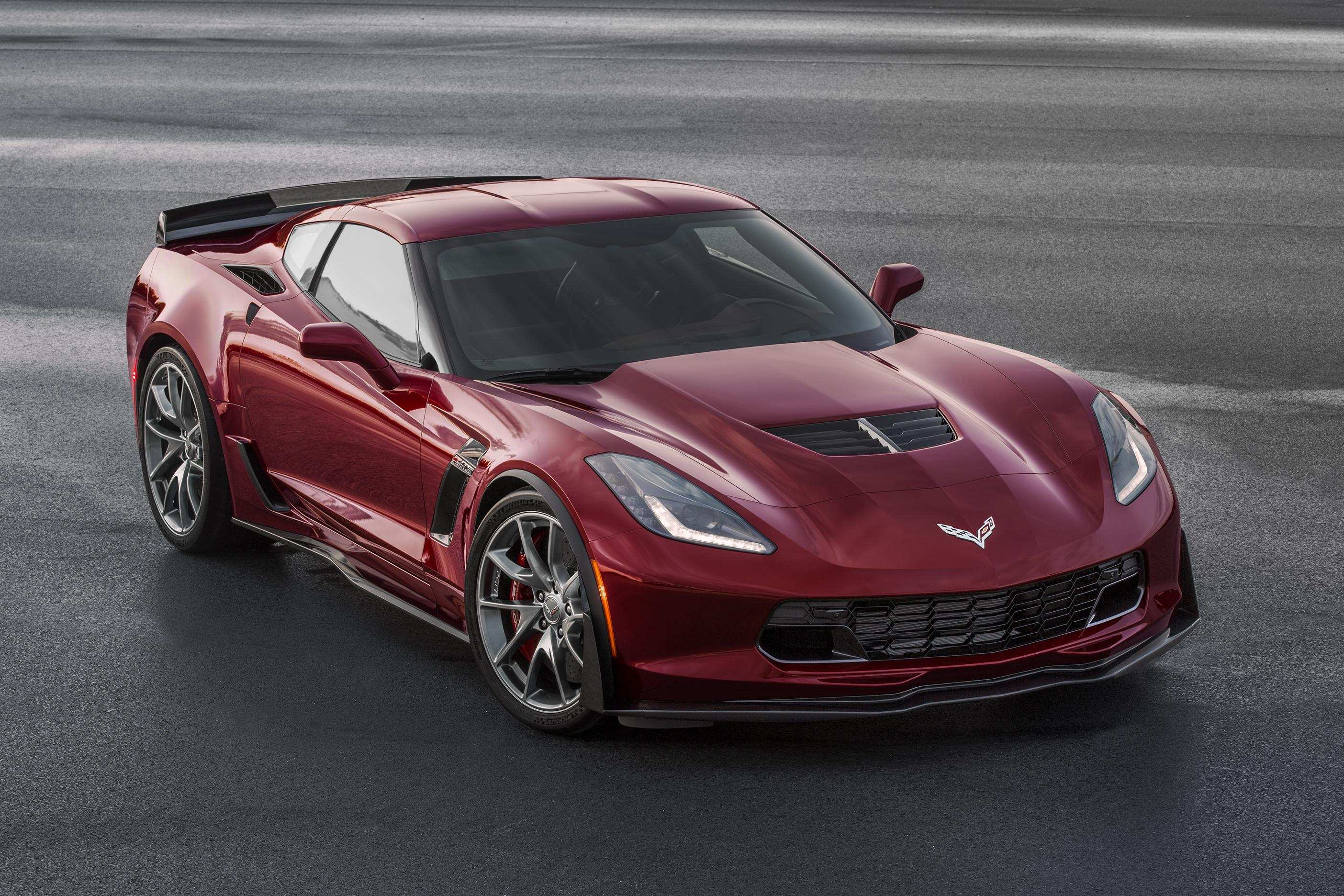14 The 2019 Corvette Z07 Concept And Review