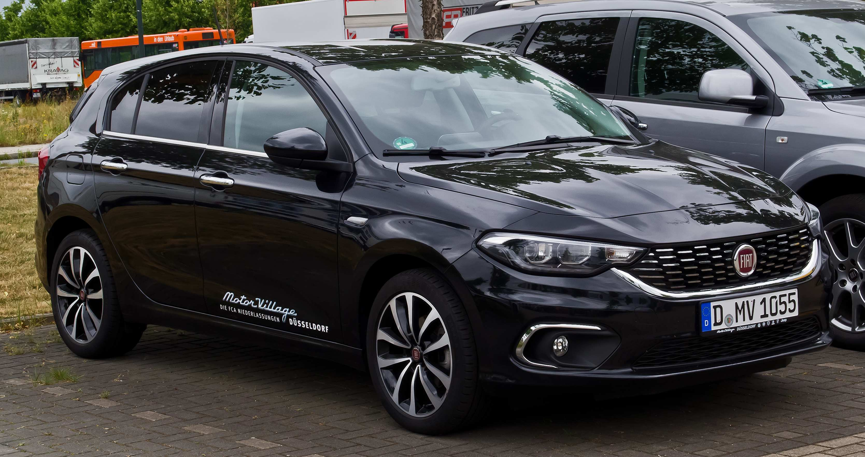 14 The 2019 Fiat Aegea Images