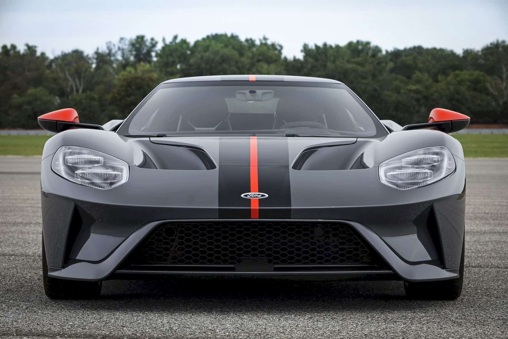 14 The 2019 Ford GT Wallpaper