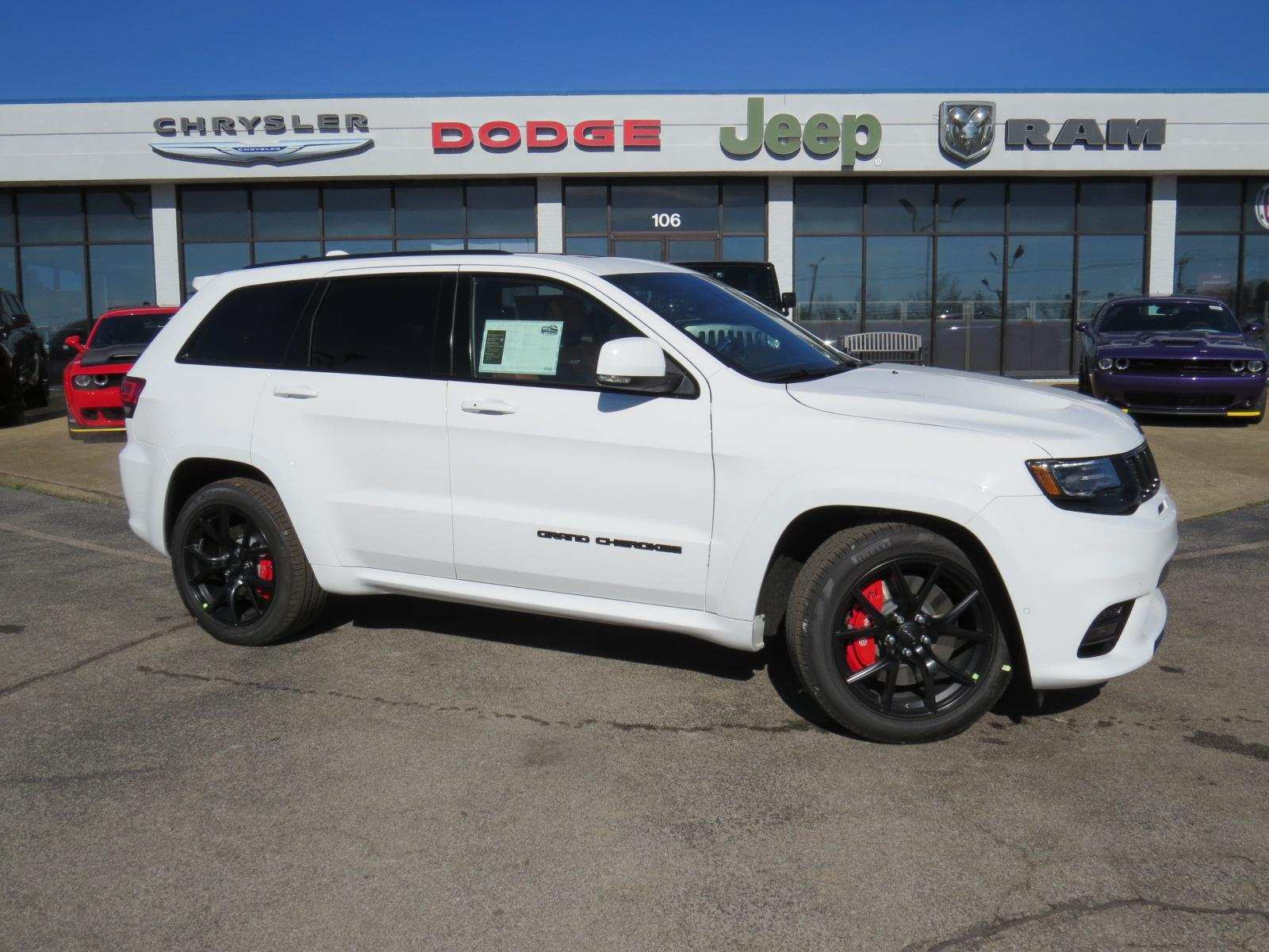 14 The 2019 Grand Cherokee Srt First Drive