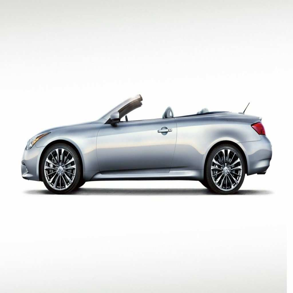 14 The 2019 Infiniti Q60 Coupe Convertible Research New