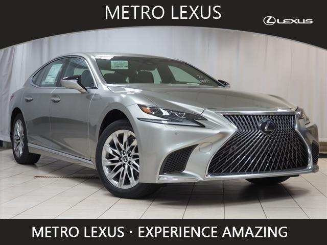 14 The 2019 Lexus LSs New Review