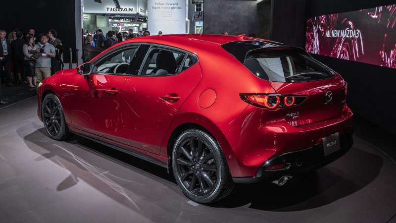 14 The 2019 Mazda 3 Turbo Redesign
