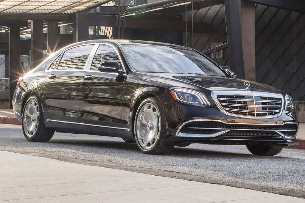 14 The 2019 Mercedes S Class First Drive
