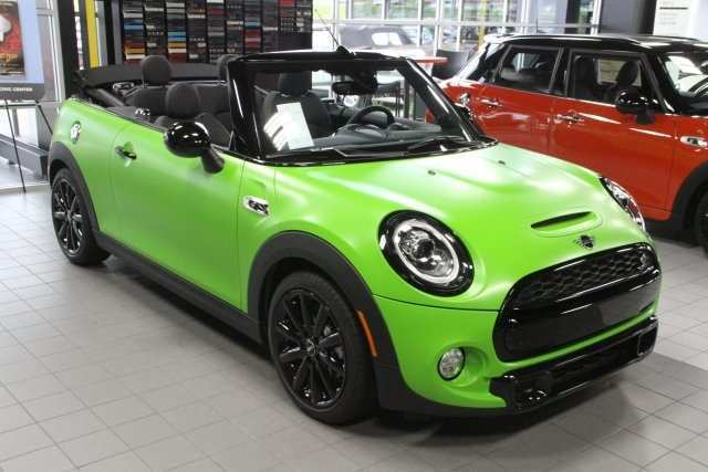 14 The 2019 Mini Cooper Convertible S New Model And Performance