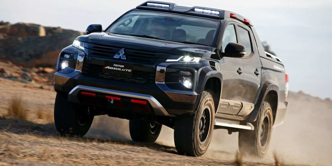 14 The 2019 Mitsubishi L200 Performance And New Engine