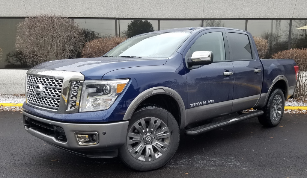 14 The 2019 Nissan Titan Interior 2 Ratings