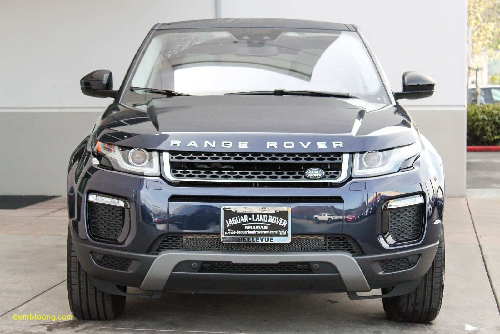 14 The 2019 Range Rover Evoque Xl Pictures