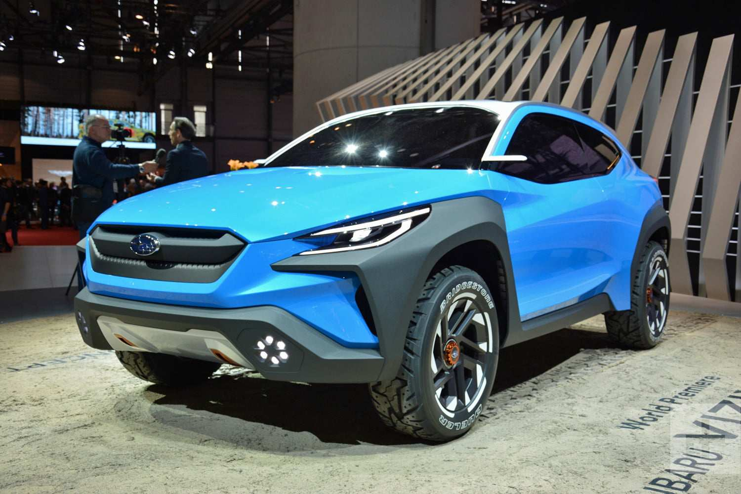 14 The 2019 Subaru Viziv Pickup Redesign And Concept