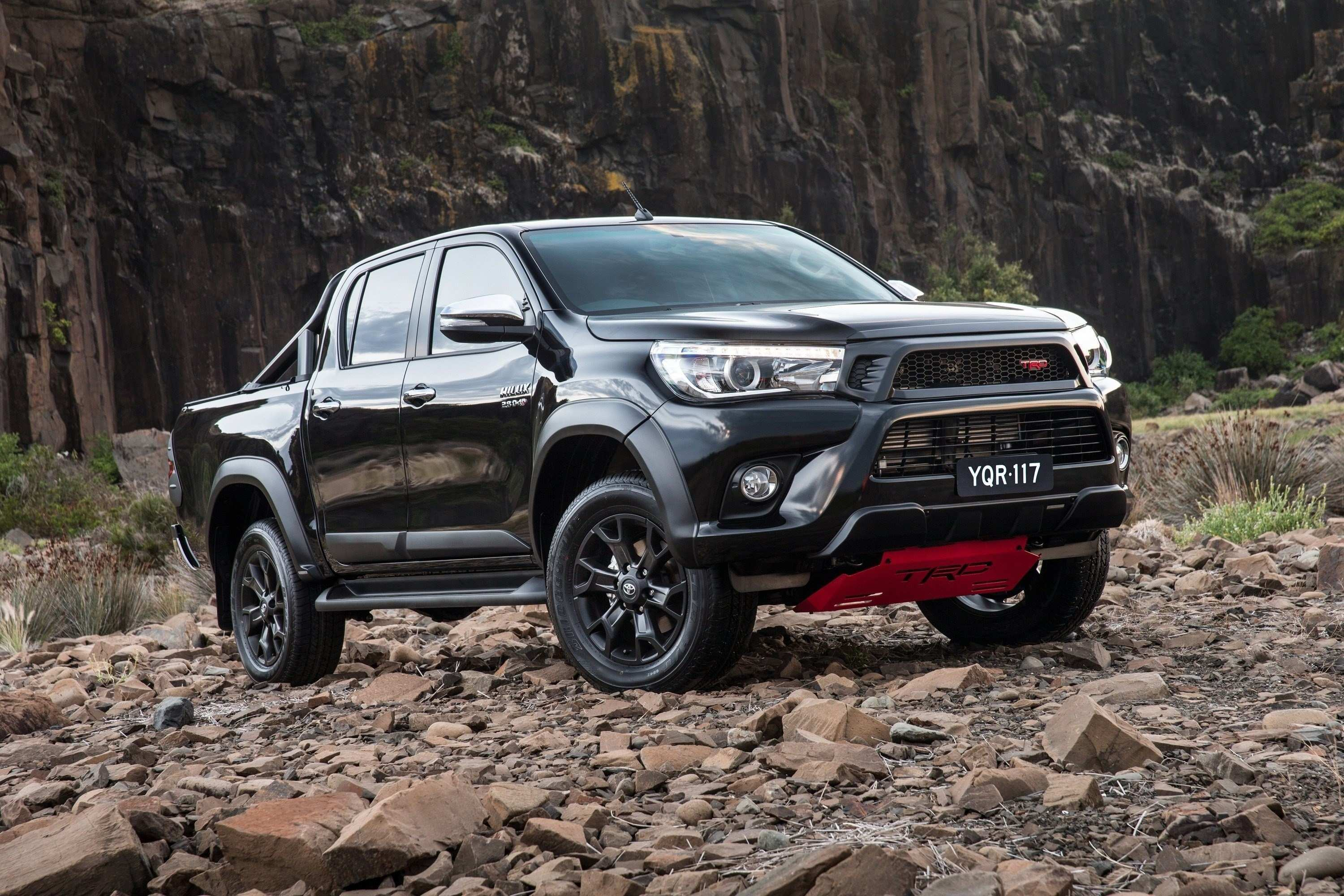 14 The 2019 Toyota Hilux Spesification