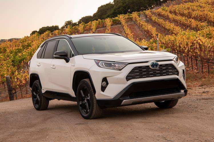 14 The 2019 Toyota RAV4 Redesign And Review