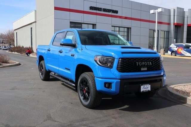 14 The 2019 Toyota Tundra Trd Pro Wallpaper