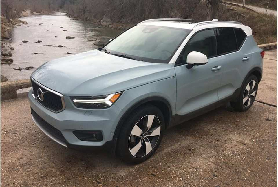 14 The 2019 Volvo Xc40 Owners Manual Configurations