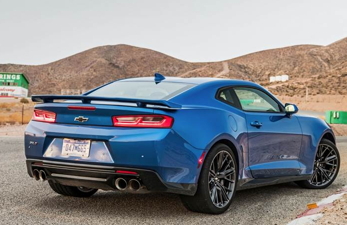 14 The 2020 Camaro Z28 Horsepower First Drive