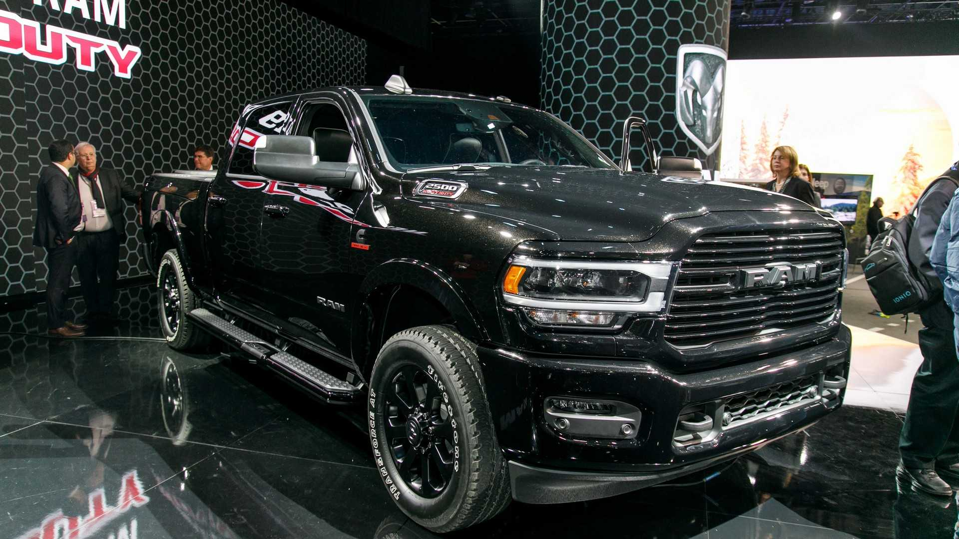 14 The 2020 Dodge Ram 2500 Cummins Rumors