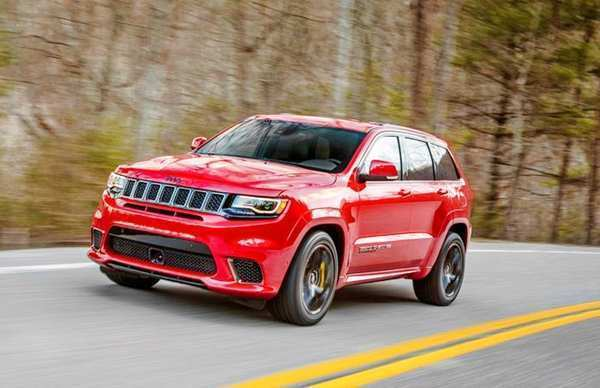 14 The 2020 Grand Cherokee Srt Hellcat Pictures