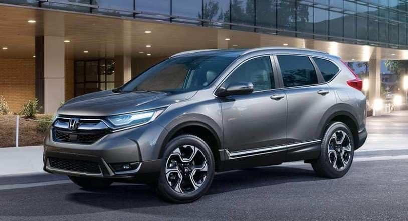 14 The 2020 Honda CRV New Model And Performance