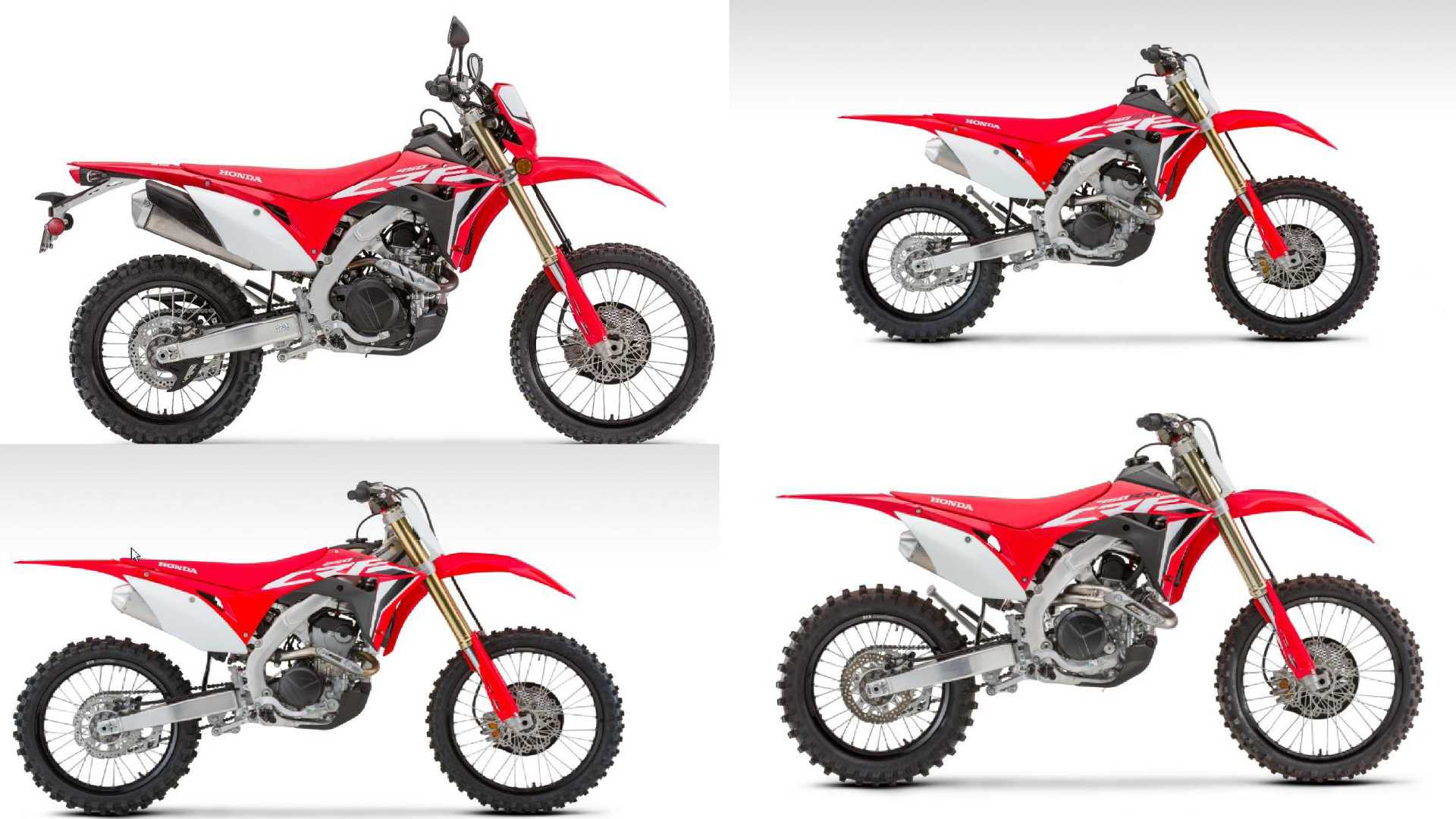 14 The 2020 Honda Motorcycle Lineup Performance And New Engine