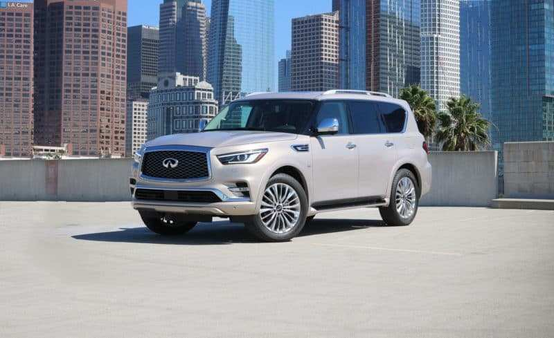 14 The 2020 Infiniti Qx60 Spesification
