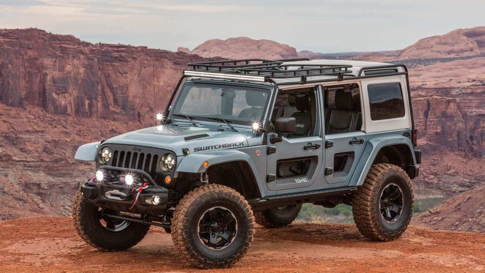 14 The 2020 Jeep Wrangler Diesel Exterior And Interior