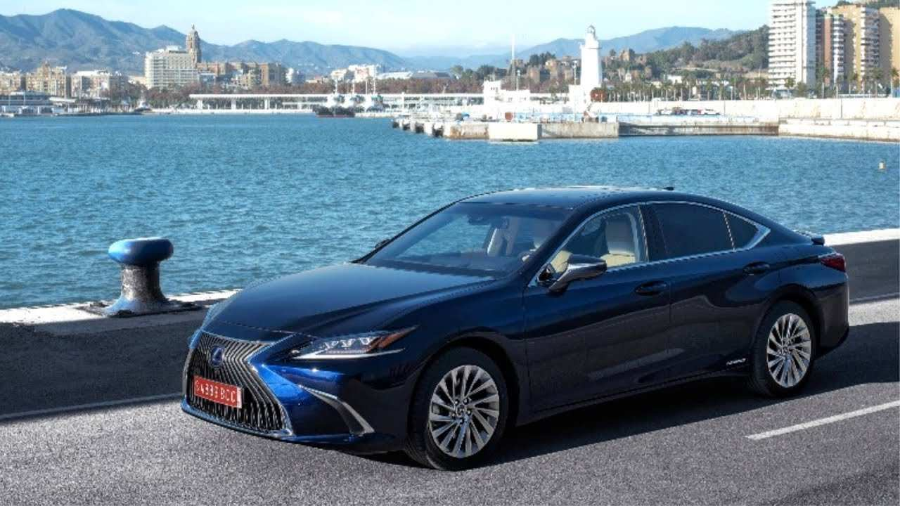 14 The 2020 Lexus ES Configurations