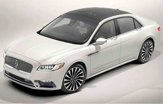 14 The 2020 Lincoln Town Redesign And Review